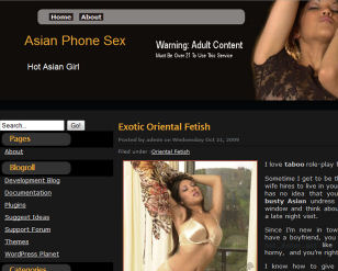 Oriental Phone Sex Fantasies